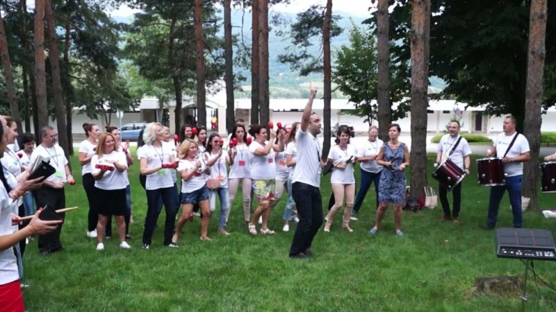beatswork team building Bulgaria