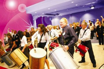 beatswork corporate drumming workshop