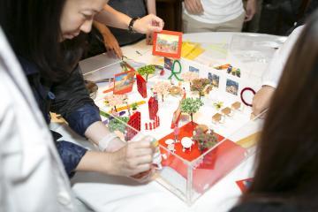 AIA 1 - teamwork miniature