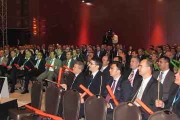fun musical conference energiser team building Turkey
