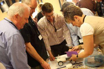team torque creative team building activity
