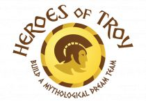 heroes of troy logo