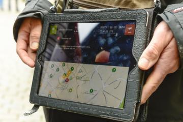 Go Team interactive outdoor activity Belgium
