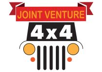 joint venture four by four logo