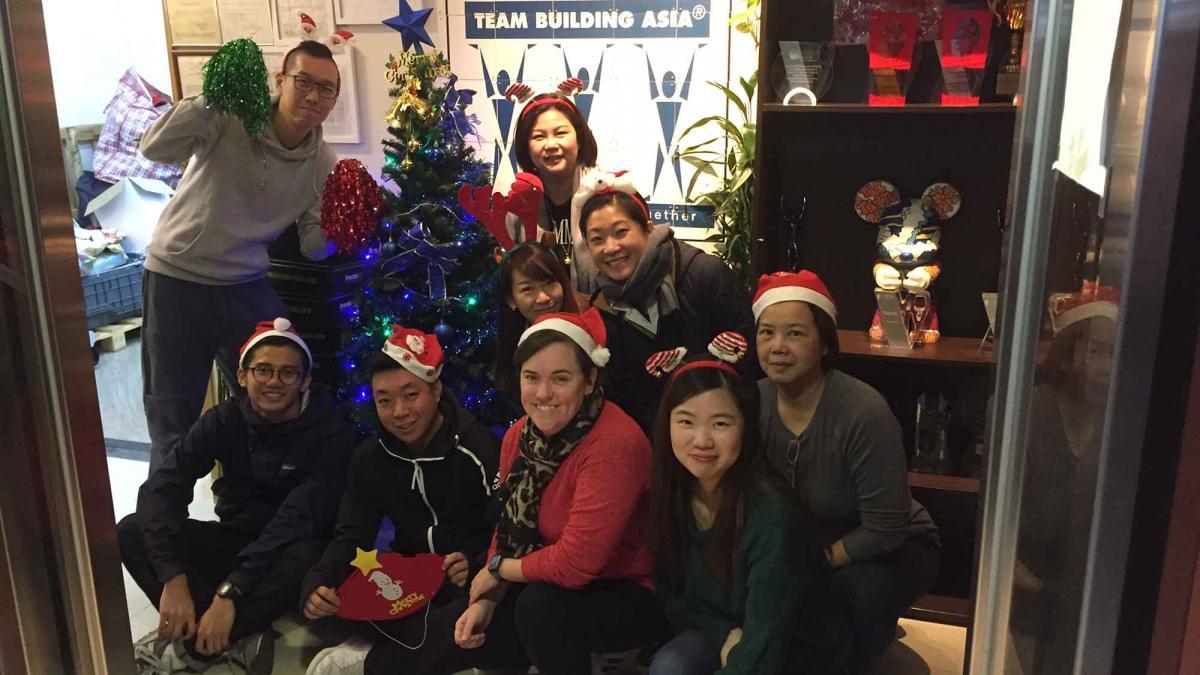 2018 Team Building Asia Christmas