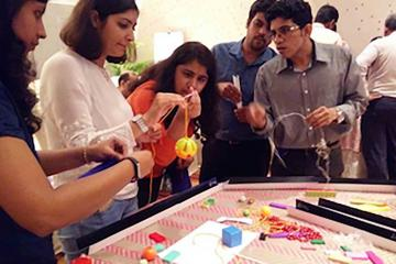 construction and invention team building India