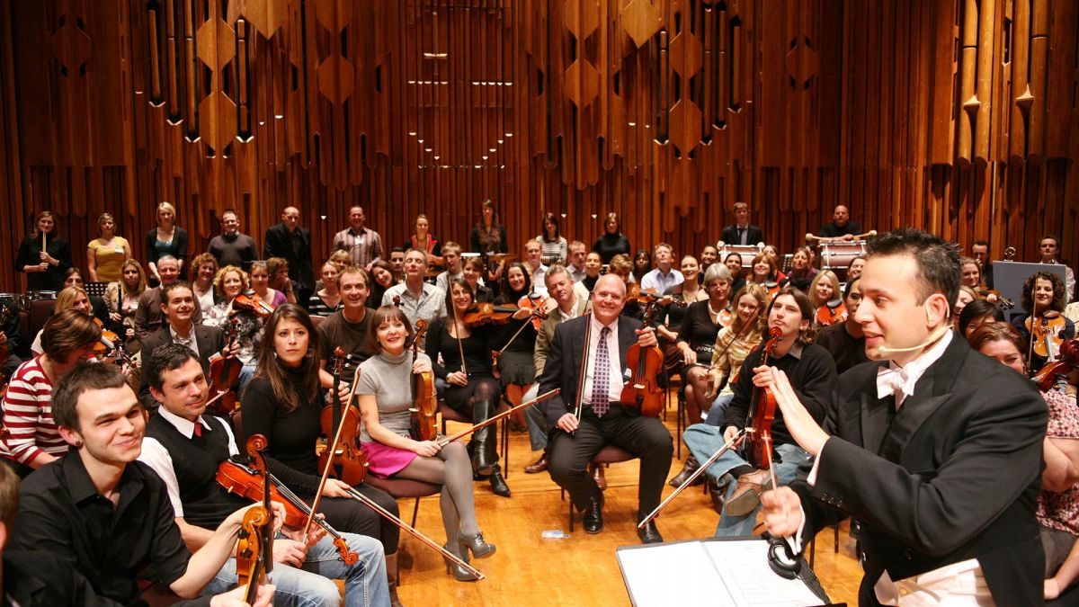 orchestrate at the barbican