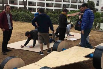 flat out formula one construction and invention team building catalyst chile