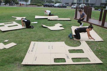 innovative team building activity