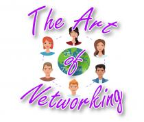 logo the art of networking