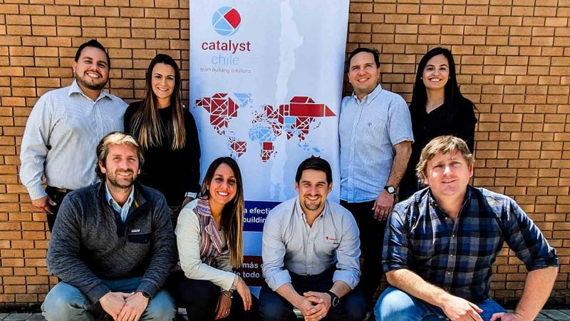 Catalyst Chile Team Building