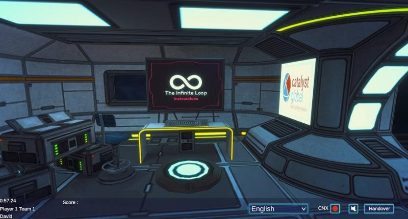 The Infinite Loop Online Virtual Team Building