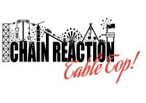 chain reaction table top logo