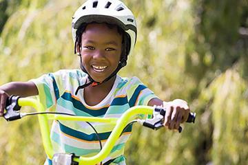 bike build social responsibility program team building USA