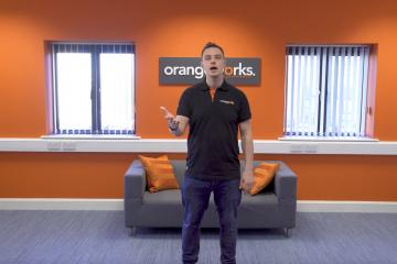Orangeworks Beatbox Rox Team building icebreaker