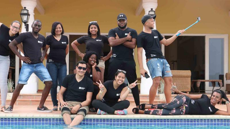 Catalyst Team Building Aruba