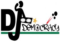 dj democracy logo