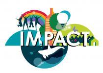 impact team building activity logo
