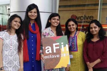 creative artistic team building india