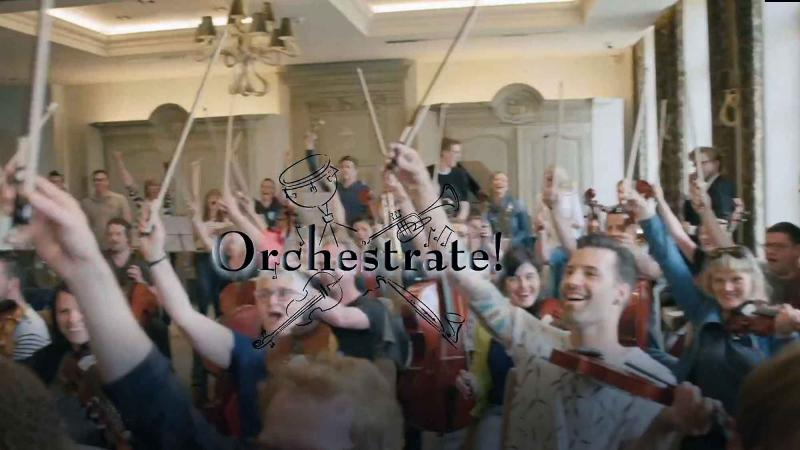 Orchestrate! - Music for wellbeing