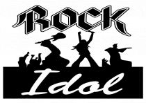 rock idol logo