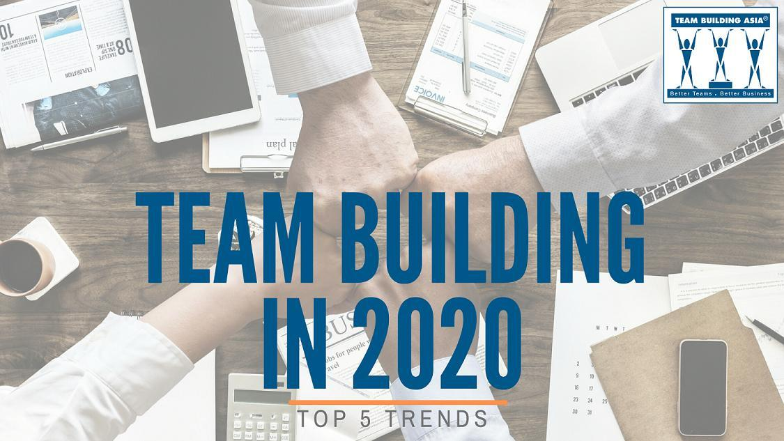 team building trends 2020 2020