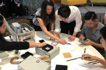 Beat the Box team building singapore