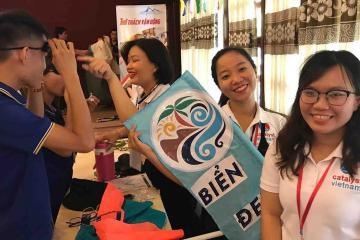 leadership training game catalyst vietnam