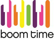 Boom Time Logo