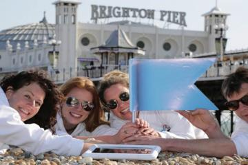 go team launches in brighton