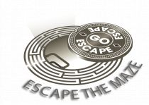 Escape the Maze Logo