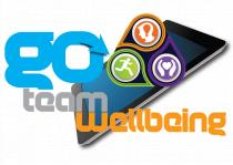 Go Team Wellbeing Logo