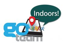 go team indoors logo