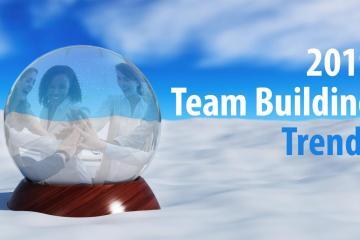 2019 Team Building Trends