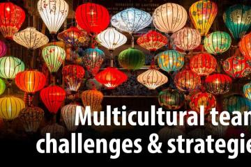 multicultural teams Diversity and inclusion