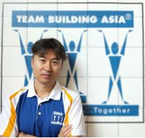 James Wang Event Project Manager China Team Building Asia