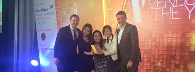 team building asia vendors of the year