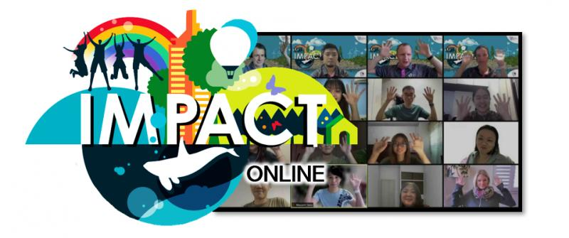 Impact Online logo