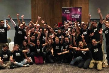 music team building activity catalyst chile