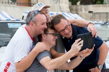 go team gps challenge malta