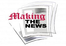 making the news logo