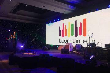 boom time live