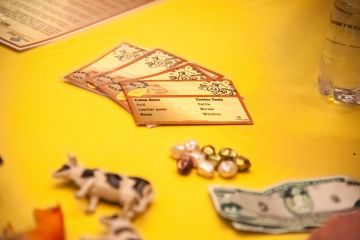 trading post experiential business game
