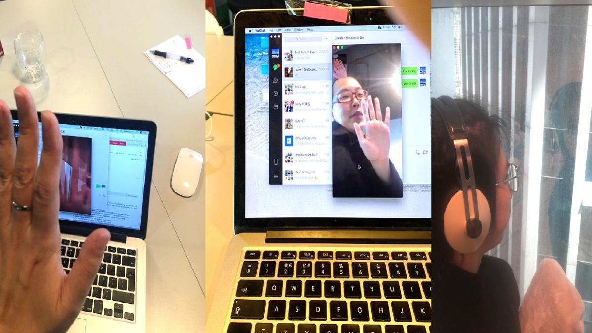 remote virtual team building