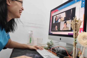 impact online team activity