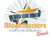 Blockbusters Remote Logo