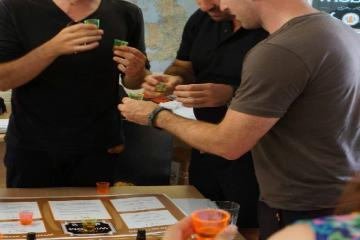 whisky wisdom fun teambuilding activity