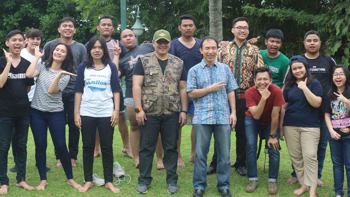 KITA Indonesia Team Building