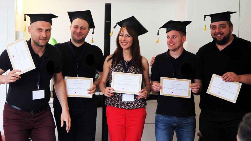 Catalyst Award Winners