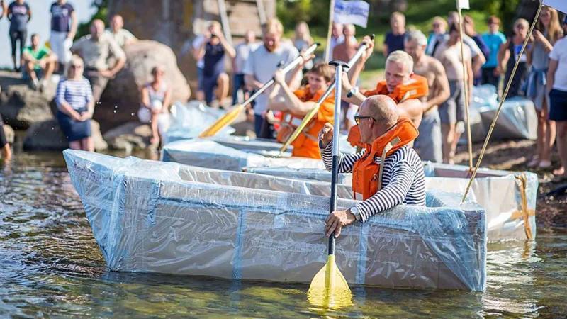 team building maritime estonia